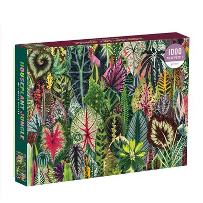 Houseplant Jungle 1000pc Puzzle Cover Image