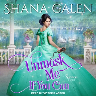Unmask Me If You Can (Survivors #4) Cover Image