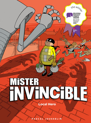 Cover for Mister Invincible