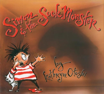 Simon and the Sock Monster Cover Image