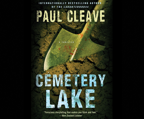 Cover for Cemetery Lake (Christchurch Noir Crime #3)