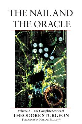 The Nail and the Oracle Cover