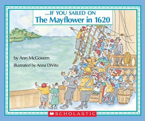 If You Sailed On The Mayflower (If You...) Cover Image