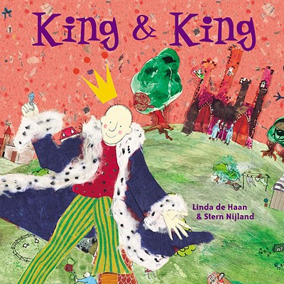 King and King Cover