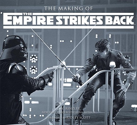 The Making of the Empire Strikes Back Cover