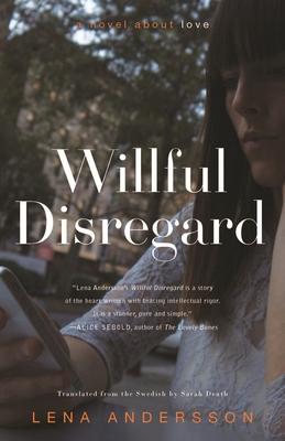 Willful Disregard Cover
