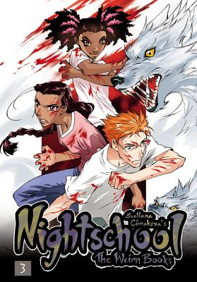 Nightschool, Volume 3 Cover