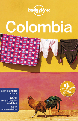 Lonely Planet Colombia 8 (Country Guide) Cover Image