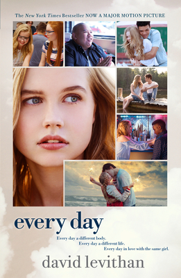 Every Day Movie Tie-In Edition Cover Image