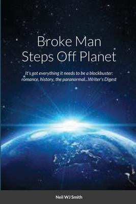 Broke Man Steps Off Planet Cover Image