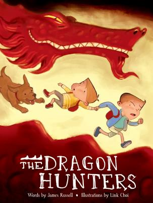 The Dragon Hunters (Dragon Brothers #1) Cover Image