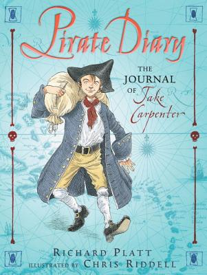 Pirate Diary: The Journal of Jake Carpenter Cover Image