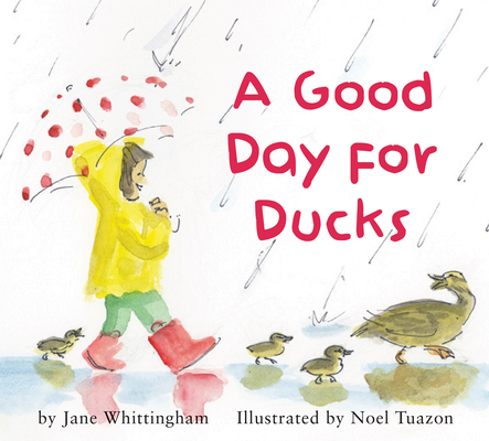 Cover for A Good Day for Ducks