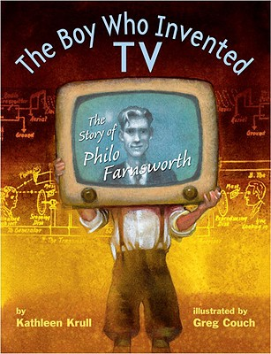 The Boy Who Invented TV Cover