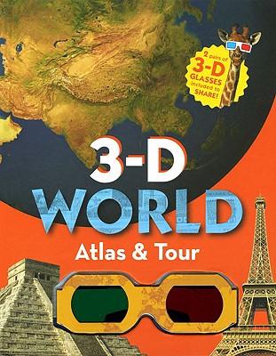 3-D Atlas & World Tour Cover