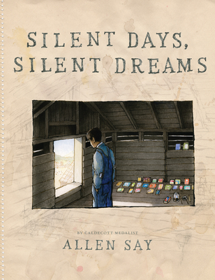 Silent Days, Silent Dreams Cover Image