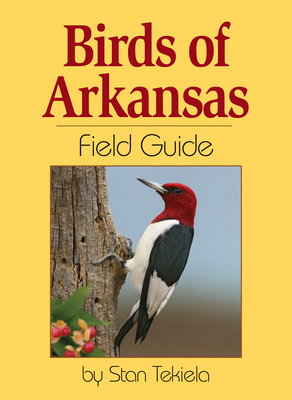 Birds of Arkansas Field Guide Cover Image