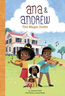 The Magic Violin Cover Image
