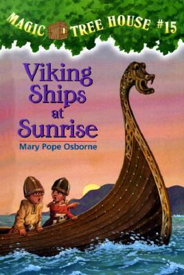 Viking Ships at Sunrise Cover Image