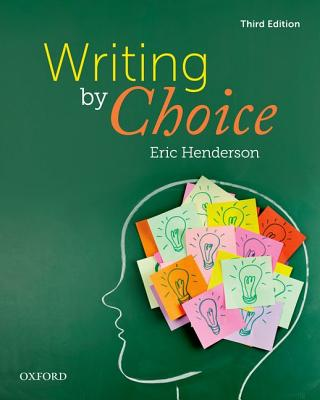 Writing by Choice Cover Image