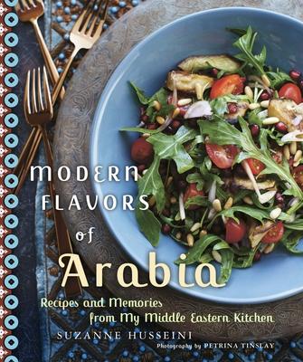 Modern Flavors of Arabia Cover