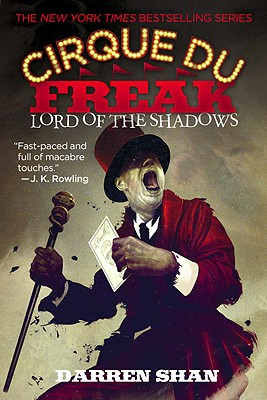 Cirque Du Freak: Lord of the Shadows Cover Image