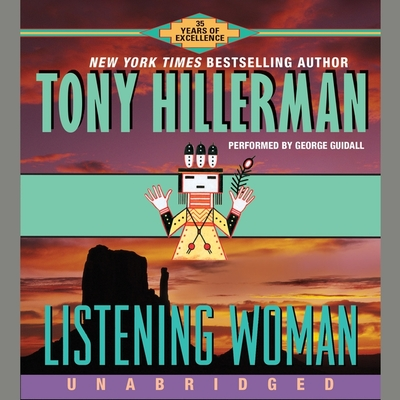 Listening Woman Cover Image