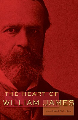 The Heart of William James Cover