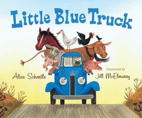 Little Blue Truck Cover Image