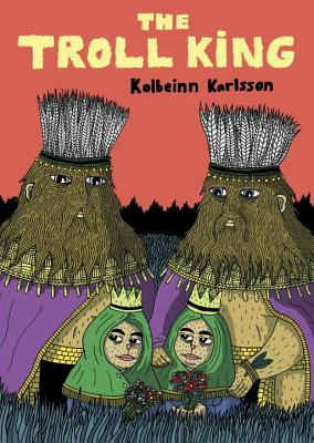 The Troll King Cover