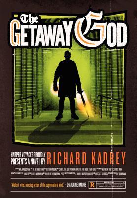 The Getaway God: A Sandman Slim Novel Cover Image