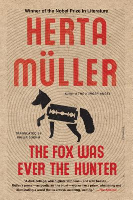 Cover for The Fox Was Ever the Hunter