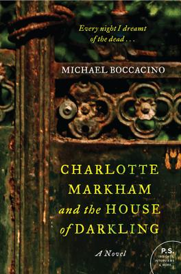 Charlotte Markham and the House of Darkling Cover