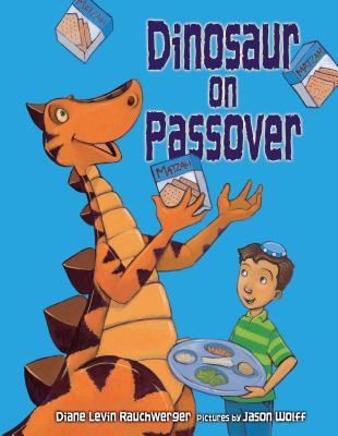 Dinosaur on Passover Cover Image