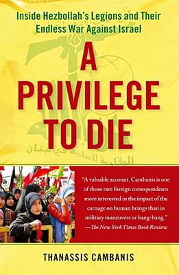 A Privilege to Die Cover