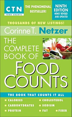 The Complete Book of Food Counts Cover Image