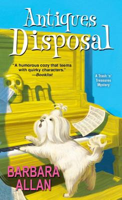 Cover for Antiques Disposal (A Trash 'n' Treasures Mystery #6)