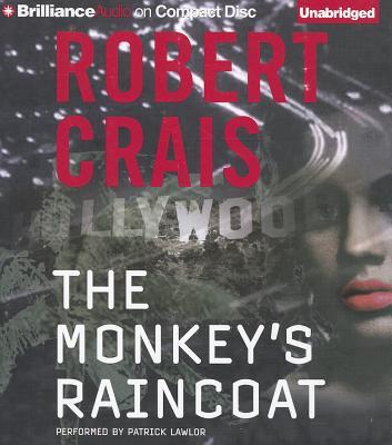 The Monkey's Raincoat (Elvis Cole Novels #1) Cover Image
