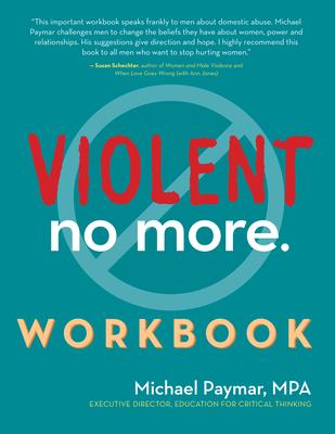 Violent No More Workbook Cover Image
