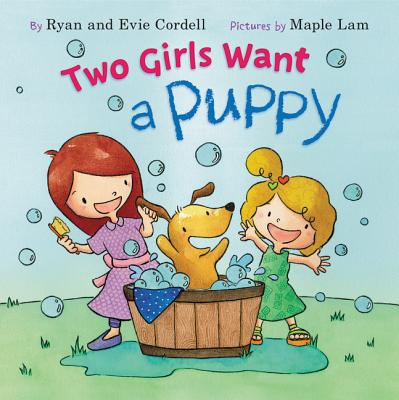 Cover for Two Girls Want a Puppy
