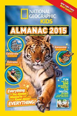 Cover for Almanac 2015