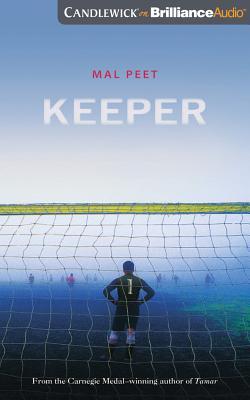 Keeper (Paul Faustino Novels (Audio)) Cover Image