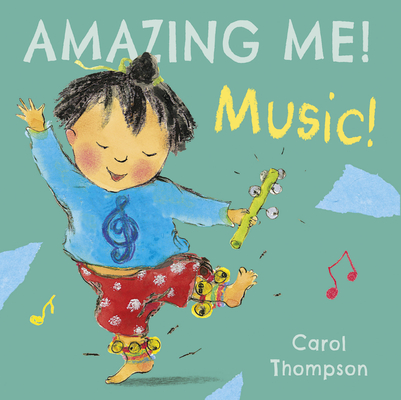 Music (Amazing Me! #4) Cover Image