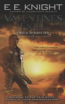 Valentine's Exile: A Novel of the Vampire Earth Cover Image