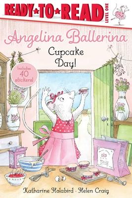 Cupcake Day! (Angelina Ballerina) Cover Image