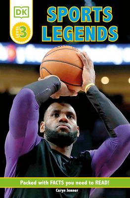 DK Readers Level 3: Sports Legends Cover Image