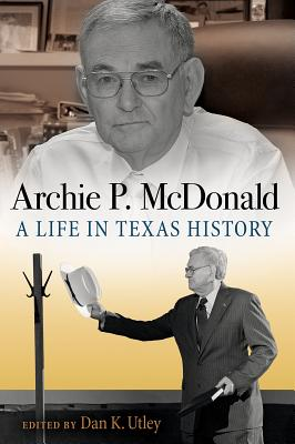 Cover for Archie P. McDonald