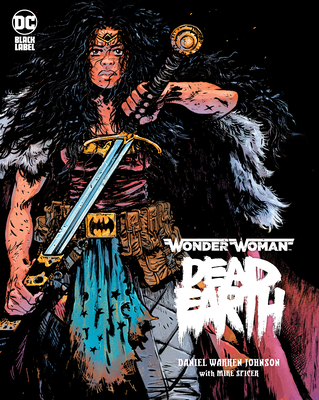 Wonder Woman: Dead Earth Cover Image