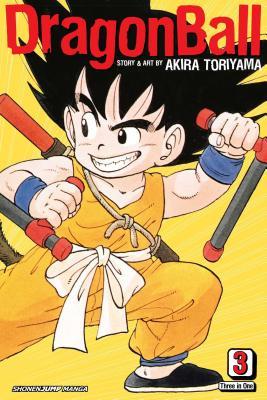 Dragon Ball, Vol. 03 (VIZBIG Edition) cover image