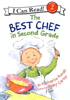 The Best Chef in Second Grade Cover